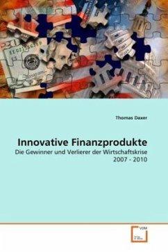 Innovative Finanzprodukte