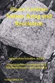 Nation, Krieg und Revolution