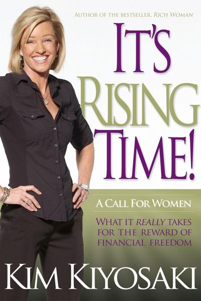 It's Rising Time - Kiyosaki, Kim