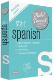 Start Spanish, Audio-CD