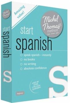 Start Spanish, Audio-CD - Thomas, Michel