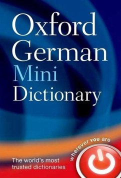 Oxford German Mini Dictionary - Oxford Languages