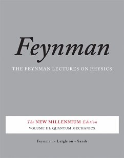 Feynman Lectures on Physics 3: Quantum Mechanics - Feynman, Richard P.; Leighton, Robert B.; Sands, Matthew