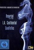 Good Fellas / L.A. Confidential / Departed - Unter Feinden, 3 DVDs