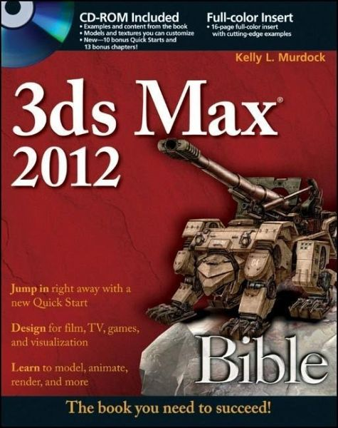 3ds max 2012 bible cd download