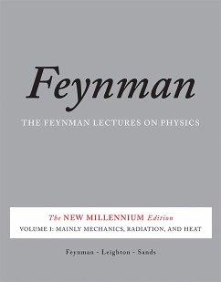Feynman Lectures on Physics 1: Mainly Mechanics, Radiation, and Heat - Feynman, Richard P.; Leighton, Robert B.; Sands, Matthew