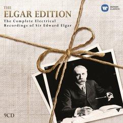 The Elgar Edition - Elgar,Edward/Various