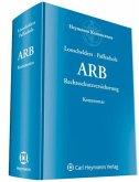 ARB Allgemeine Bedingungen für die Rechtsschutzversicherung