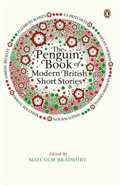 The Penguin Book of Modern British Short Stories - Bradbury, Malcolm