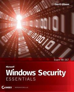 Microsoft Windows Security Essentials - Gibson, Darril