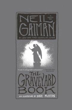 The Graveyard Book - Gaiman, Neil; McKean, Dave