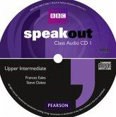 Upper Intermediate, 3 Class Audio-CDs / Speakout