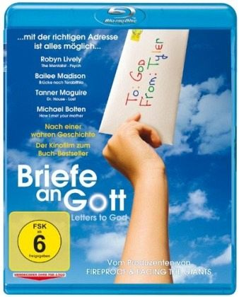 Kinderbriefe An Gott : Briefe an gott letters to god film auf blu ray disc