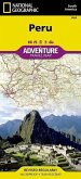 National Geographic Adventure Map Peru