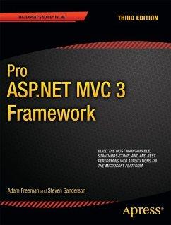 Pro ASP.NET MVC 3 Framework - Freeman, Adam; Sanderson, Steven