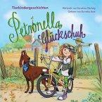 Tierkindergeschichten / Petronella Glückschuh Bd.1 (1 Audio-CD)