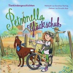 Tierkindergeschichten / Petronella Glückschuh Bd.1 (1 Audio-CD) - Flechsig, Dorothea