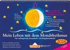 Mein Leben mit dem Mondrhythmus 2018 Wandkalender