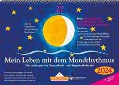Mein Leben mit dem Mondrhythmus 2022 Wandkalender - Stadig, Edith