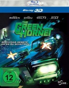 The Green Hornet 3D-Edition