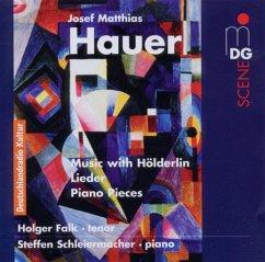Musik Mit Hölderlin-Liedern/Klavierstücke Op.25 - Falk,Holger/Schleiermacher,Steffen