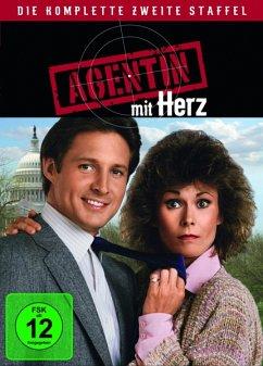 Agentin mit Herz - Die komplette zweite Staffel...