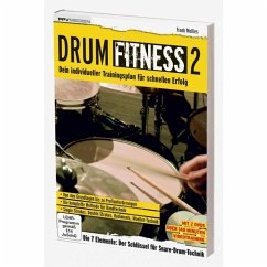 Drum Fitness, m. 2 DVDs