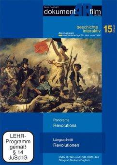 Längsschnitt Revolutionen / Panorama Revolution...