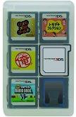 3ds Game Card Case 24 (Transpa
