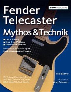 Fender Telecaster - Mythos & Technik