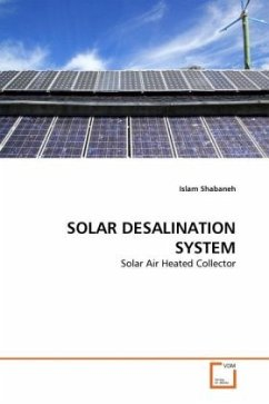 SOLAR DESALINATION SYSTEM - Shabaneh, Islam