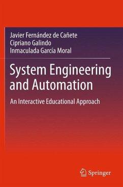 System Engineering and Automation - Fernandez de Canete, Javier; Galindo, Cipriano; Garcia-Moral, Inmaculada