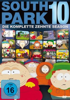 South Park - Season 10 DVD-Box - Keine Informationen