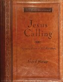 Jesus Calling (Large Print Brown Leathersoft)