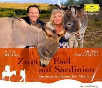 Zwei Esel auf Sardinien - Ein deutsch-italienisches Abenteuer