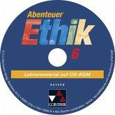 6. Jahrgangsstufe, Lehrermaterial auf CD-ROM / Abenteuer Ethik, Gymnasium Bayern