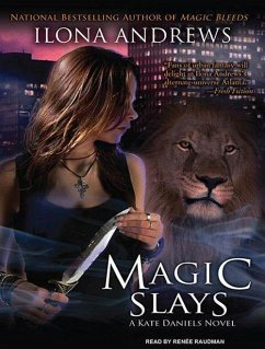 Magic Slays - Andrews, Ilona