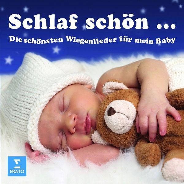 schlaf sch n wiegenlieder f r mein baby auf audio cd portofrei bei b. Black Bedroom Furniture Sets. Home Design Ideas