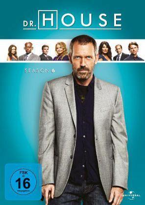 Dr. House - Season 6 (6 Discs)