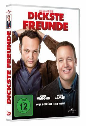 Dickste Freunde - Vince Vaughn,Kevin James,Jennifer Connelly
