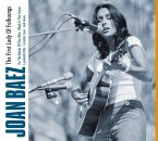 Joan Baez-The First Lady Of Folksongs