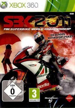 sbk 2011 fim superbike world championship xbox 360. Black Bedroom Furniture Sets. Home Design Ideas