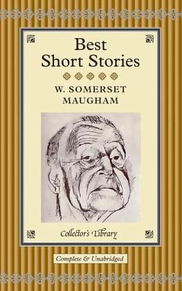 Best Short Stories - Maugham, William Somerset