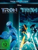 Tron Collection: Tron - Das Original / Tron: Legacy, 2 Blu-rays