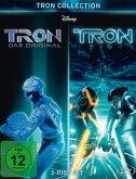 Tron Collection: Tron - Das Original / Tron: Legacy, 2 Blu-rays