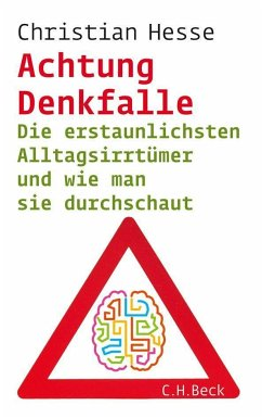 Achtung Denkfalle! - Hesse, Christian