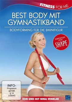 Best Body mit Gymnastikband