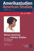 African American Literary Studies