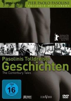 The Canterbury Tales - Pasolini,Pier Paolo/Citti,Franco