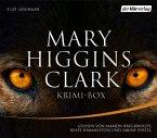 Mary Higgins Clark Krimi-Box, 4 Audio-CDs